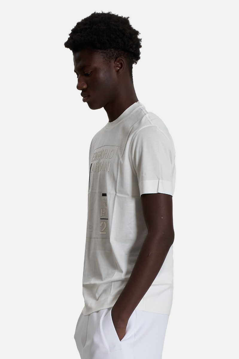 T-shirt -Bianco