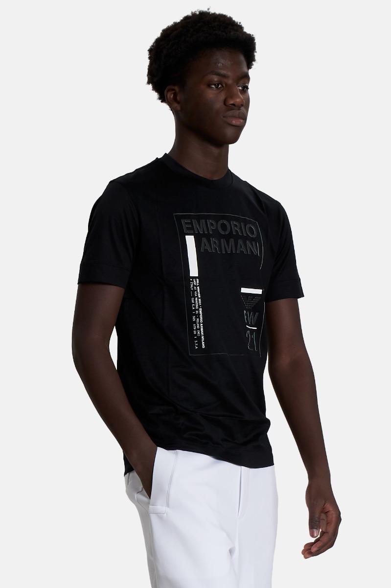 T-shirt -Nero