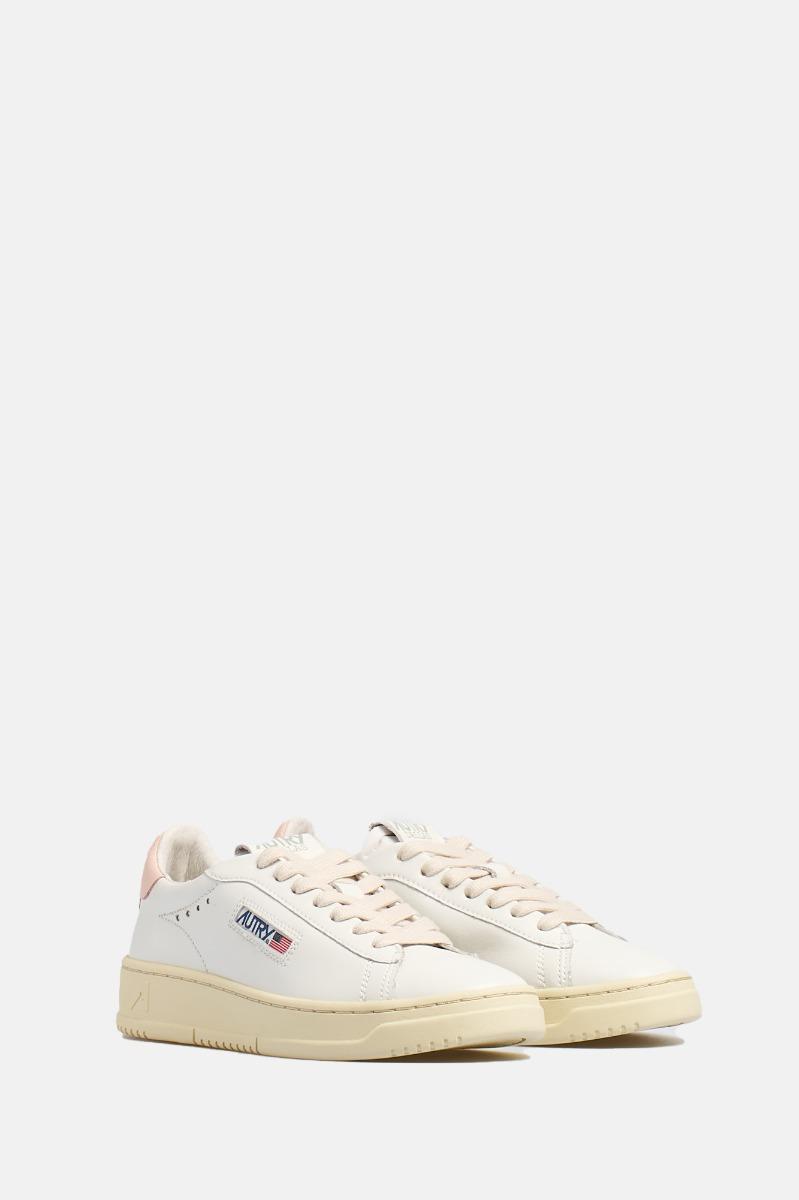 Sneakers Dallas- Bianco/ Rosa