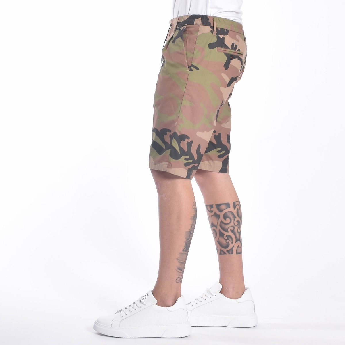 Bermuda - Camouflage