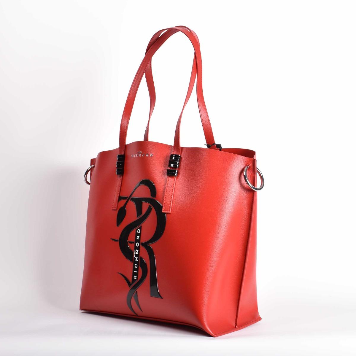 Shopping bag wandix- Rosso