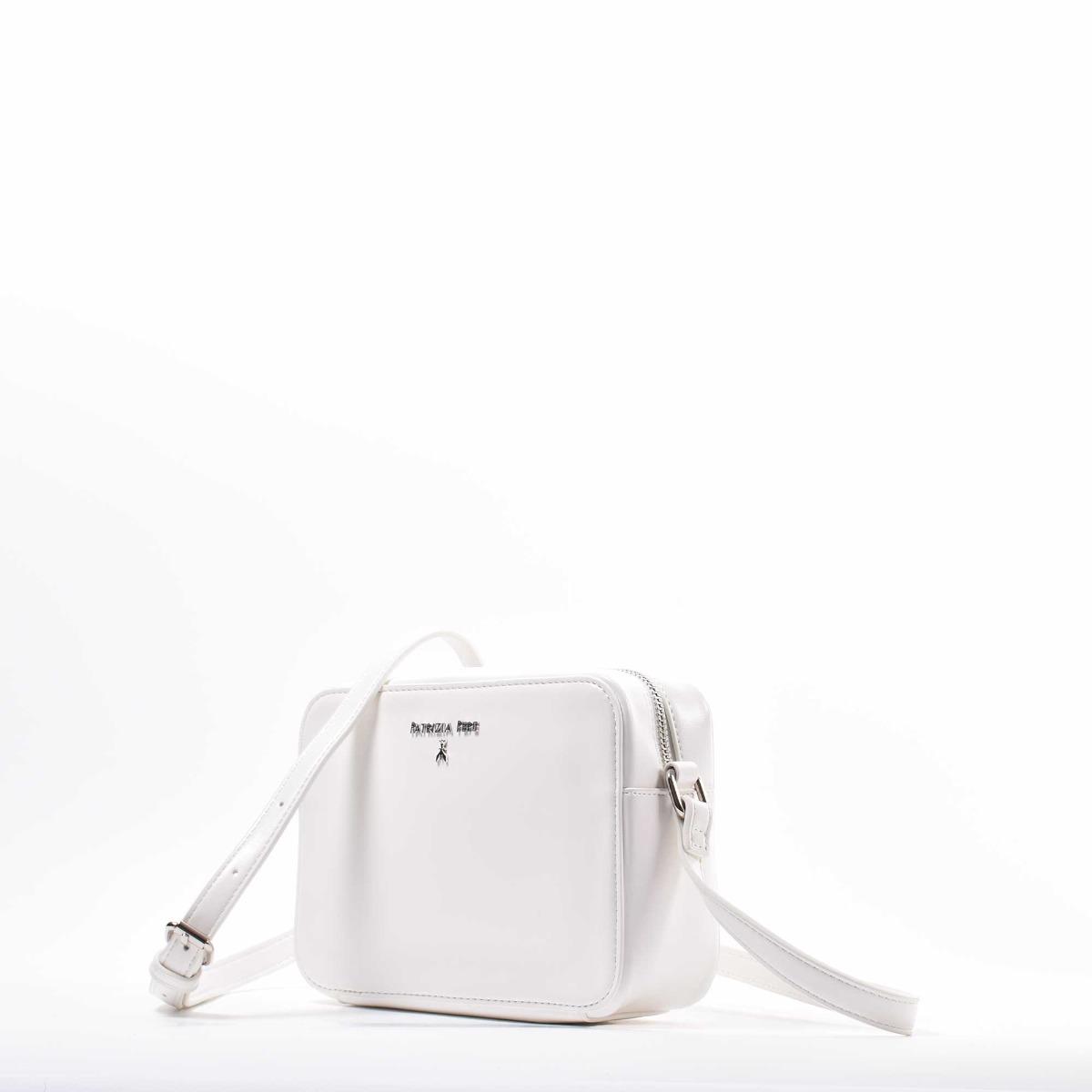 Camera case kids con logo- Bianco