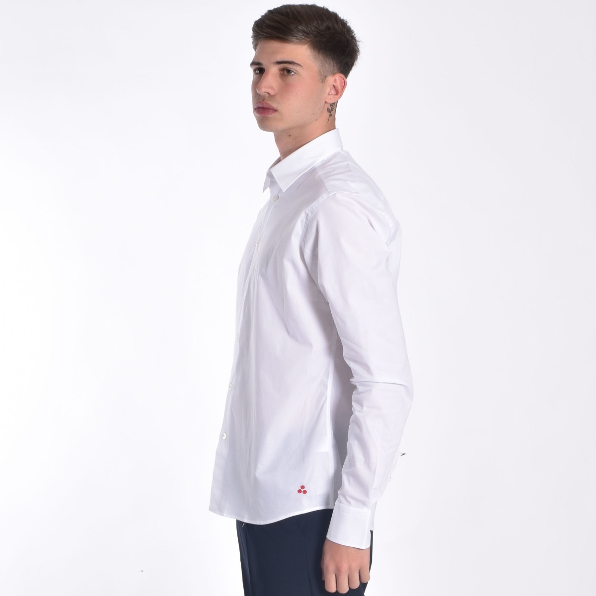 Camicia elefant - Bianco
