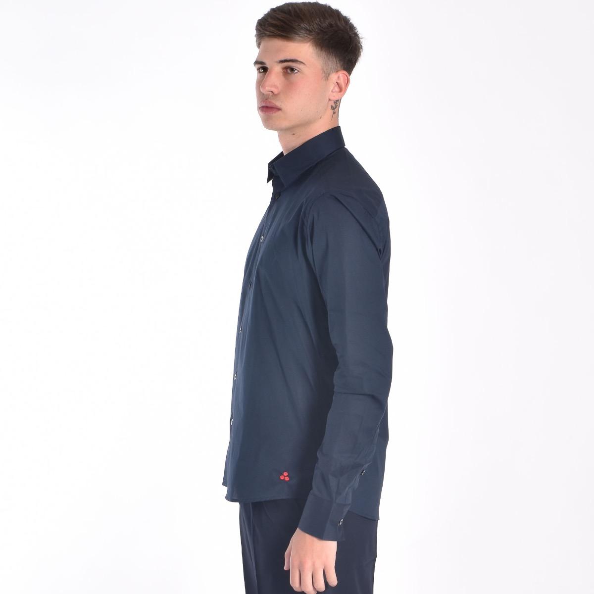 Camicia elefant - Blu