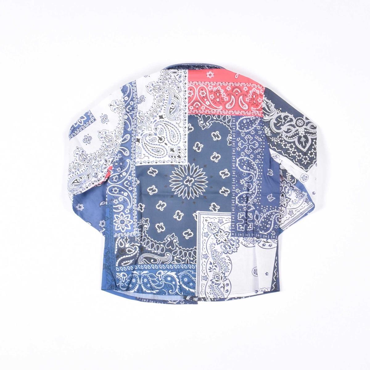 Camicia fantasia - Bluette