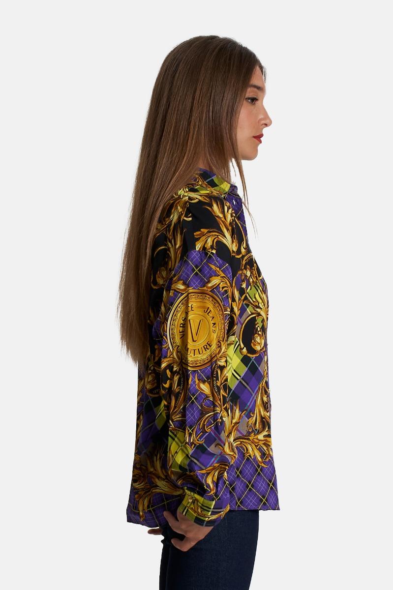 Camicia higland twill -Oro