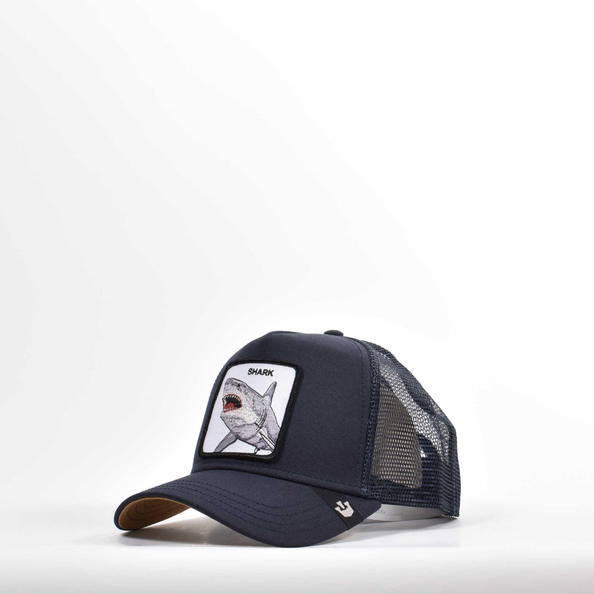 Baseball shark- Blu navy