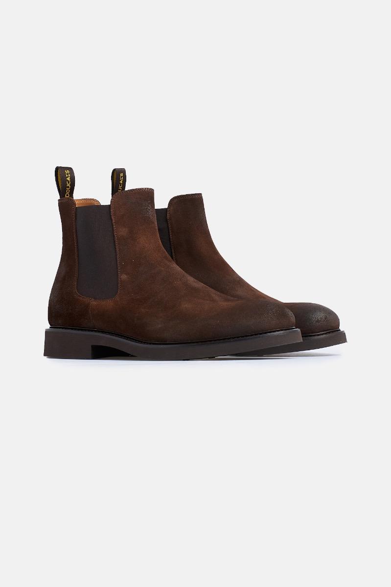 Chelsea boot oil- Moro