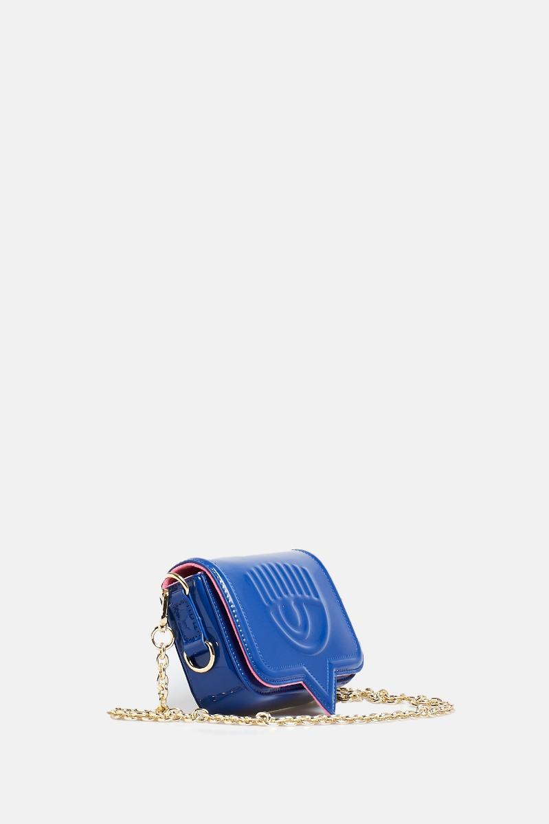Tracollina vernice eyelike- Bluette