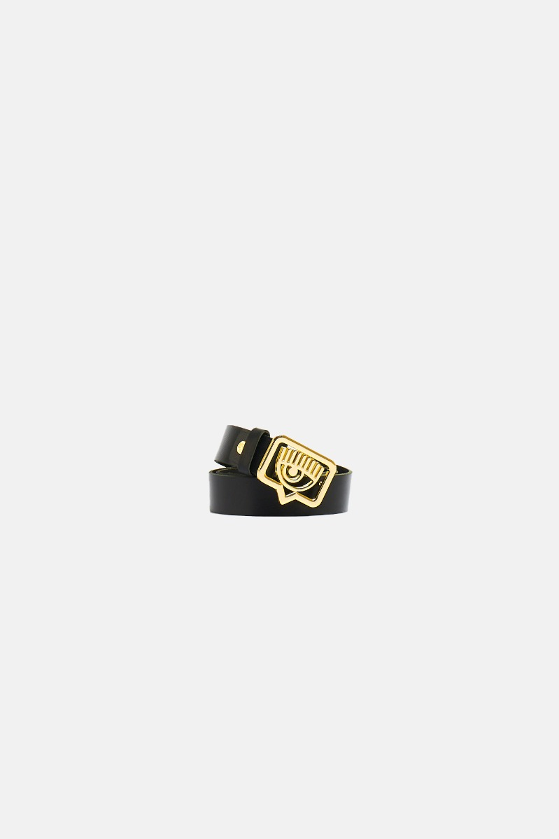 Cintura logo -Nero