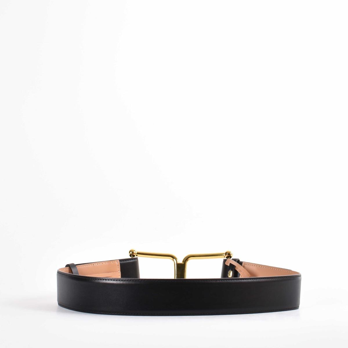 Cintura logo cc - Nero