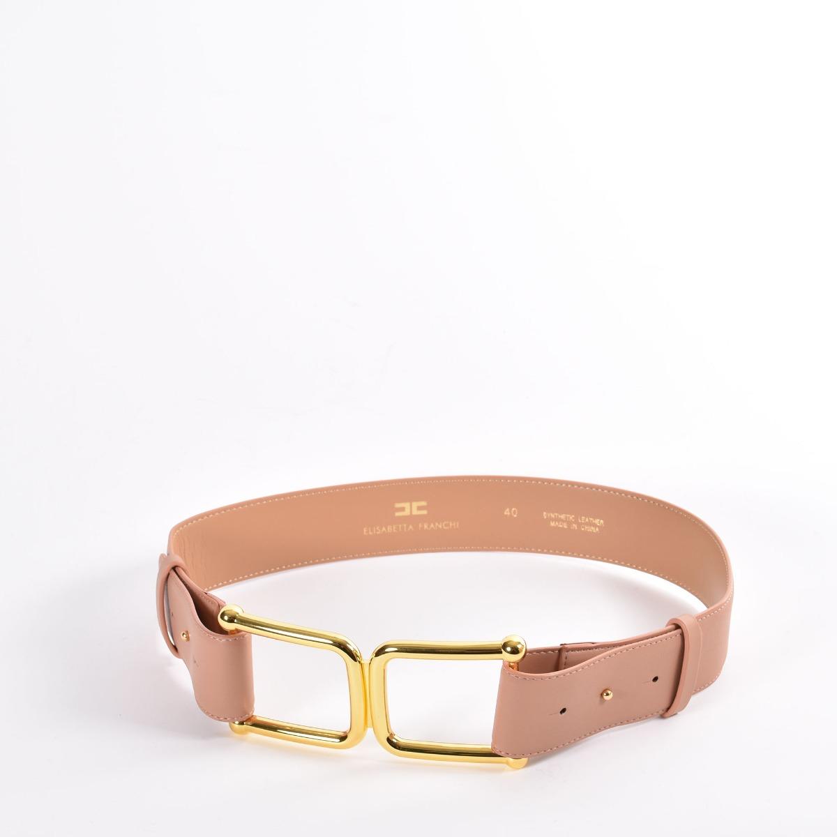 Cintura logo cc - Rose gold