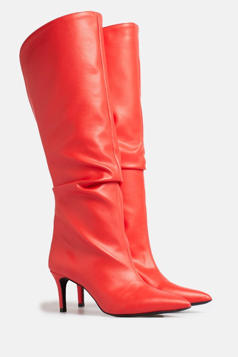 Dakota boots - Rosso