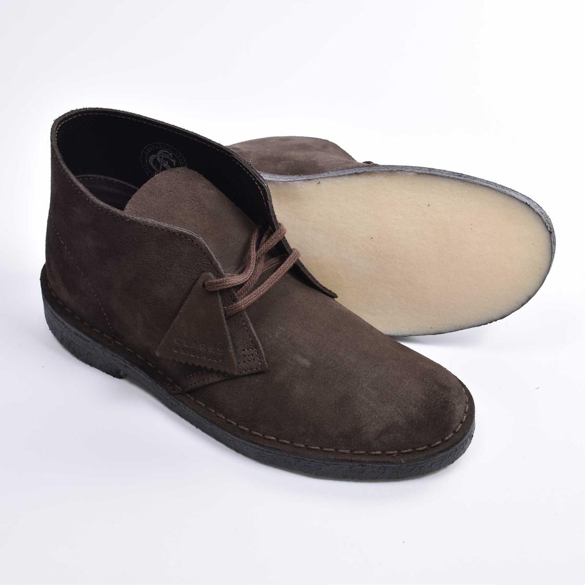 Polacchino desert boot- Marrone
