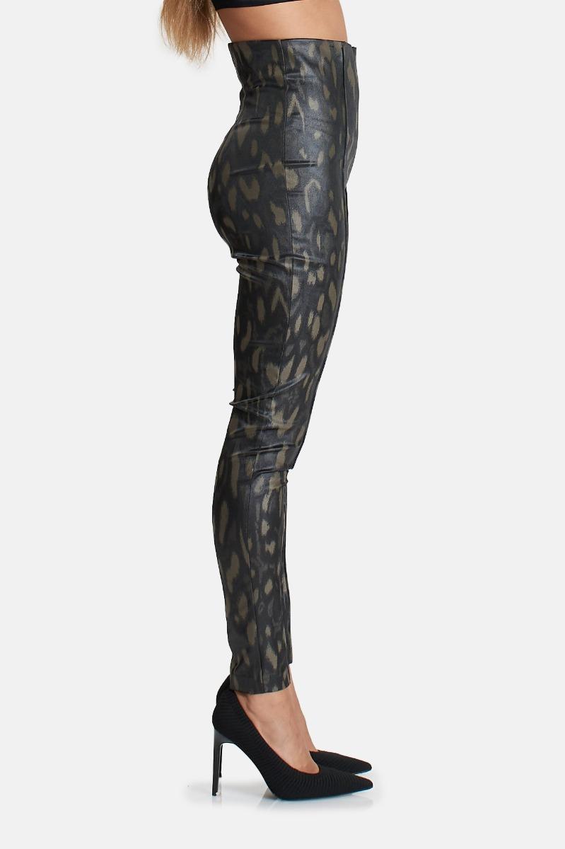Pantalone maculato -Verde
