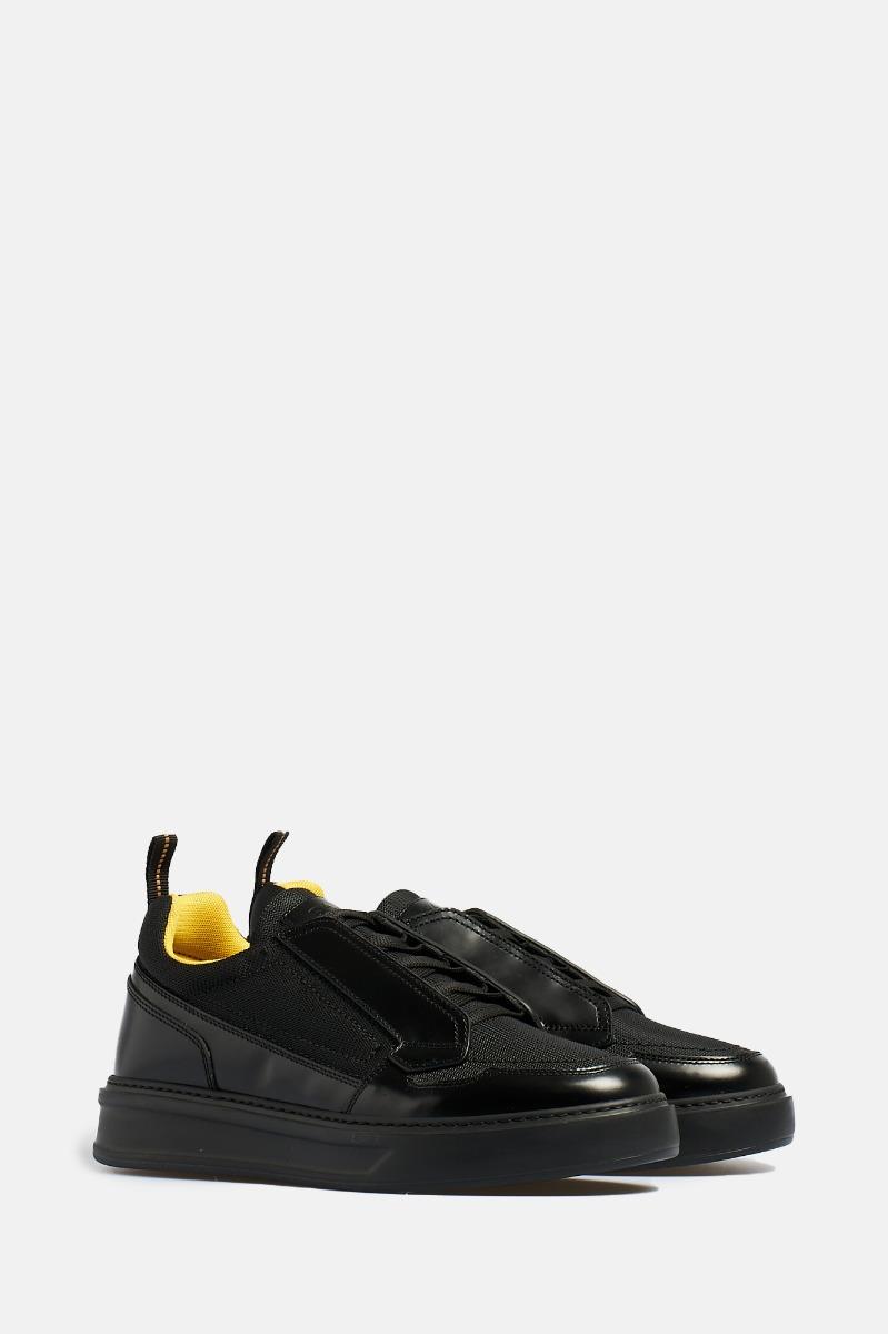 Sneaker lacci -Nero