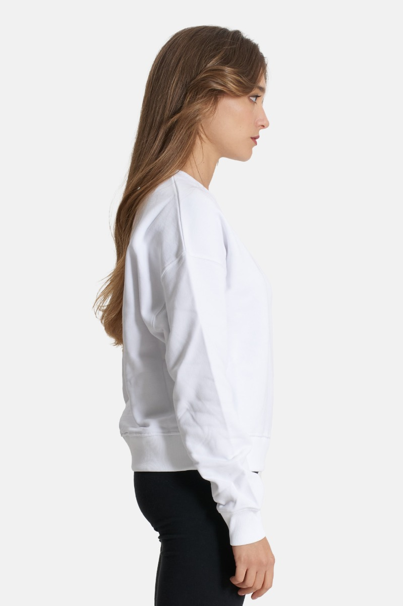 Felpa -Bianco