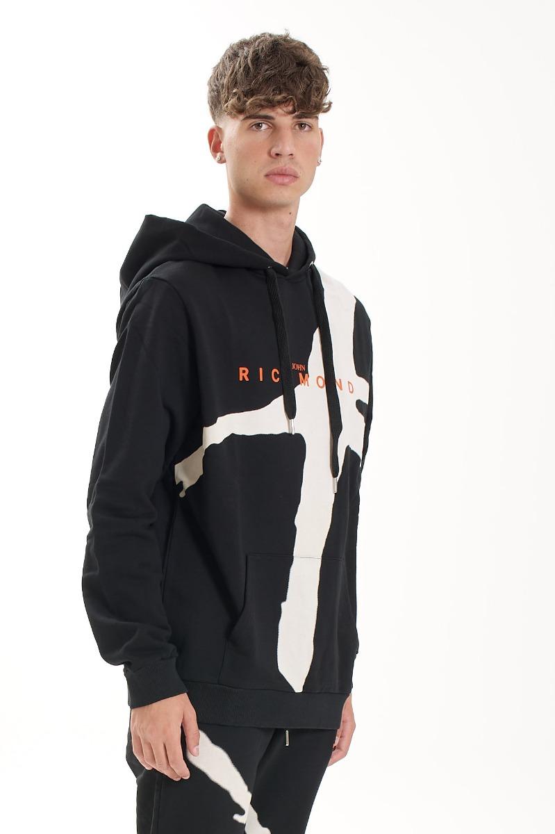 Sweatshirt anigenix - Nero