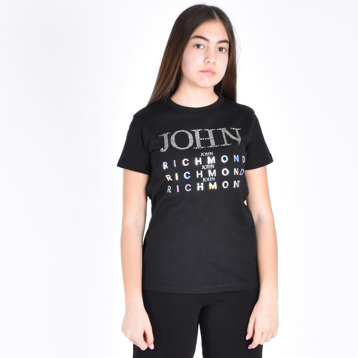 T-shirt kalab- Nero