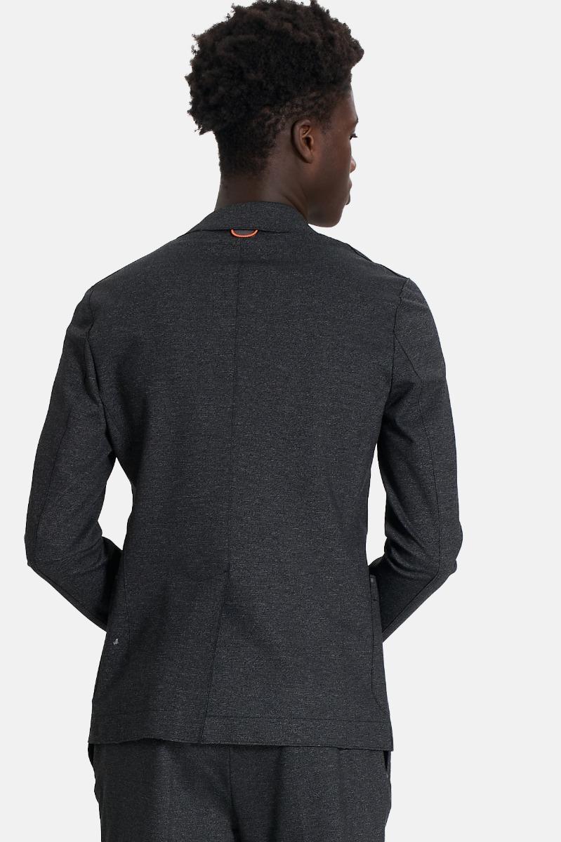 Giacca jersey -Nero