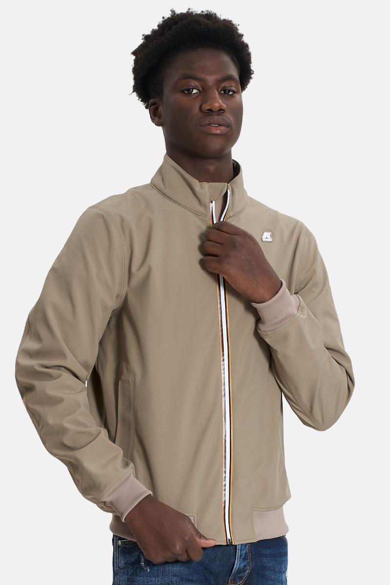 Giubbino giacca arsene - Taupe beige
