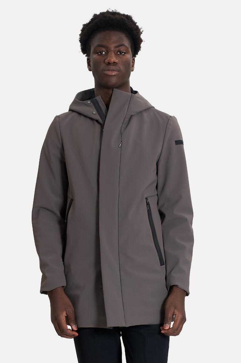 Thermo jacket -Marrone