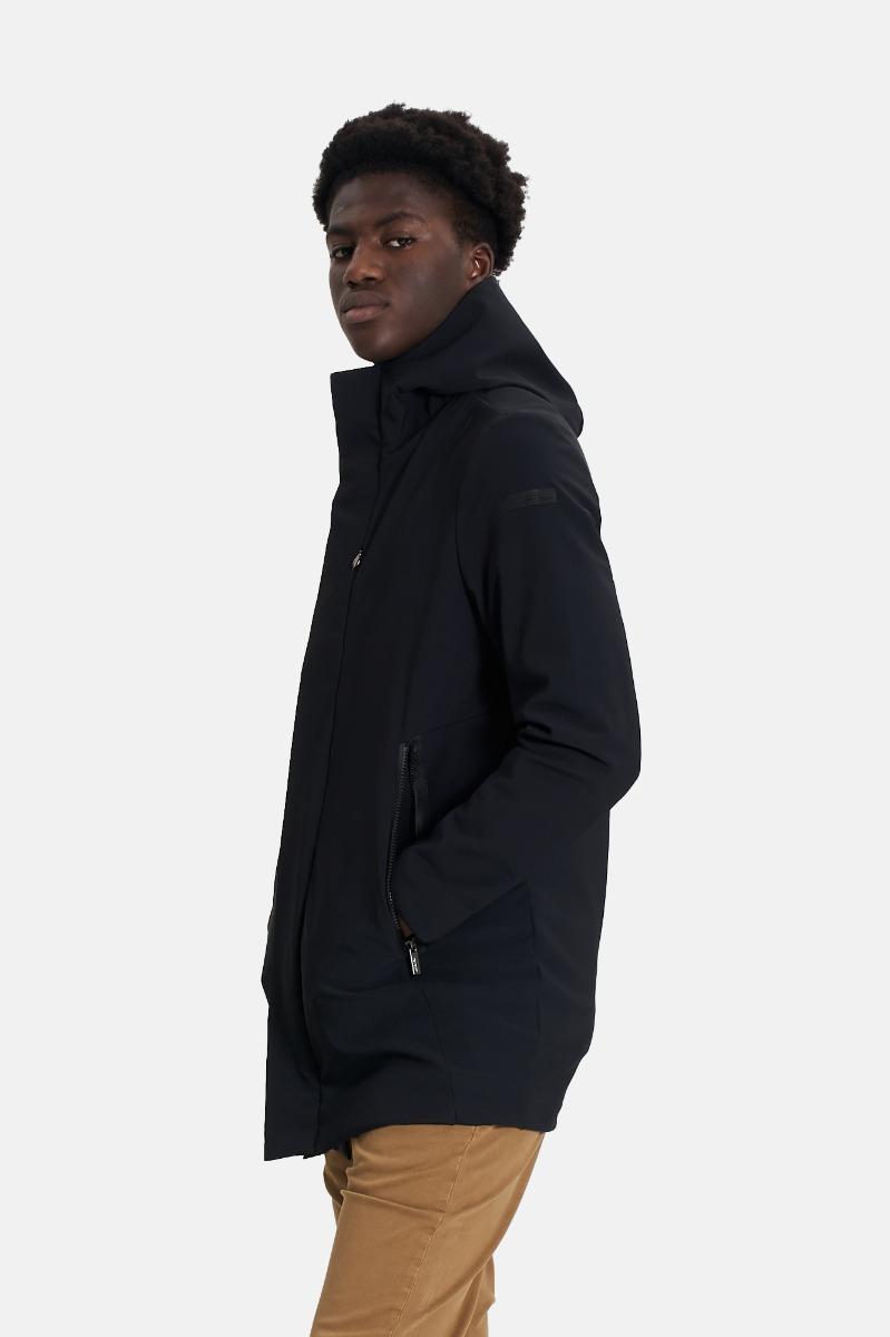 Thermo jacket -Nero