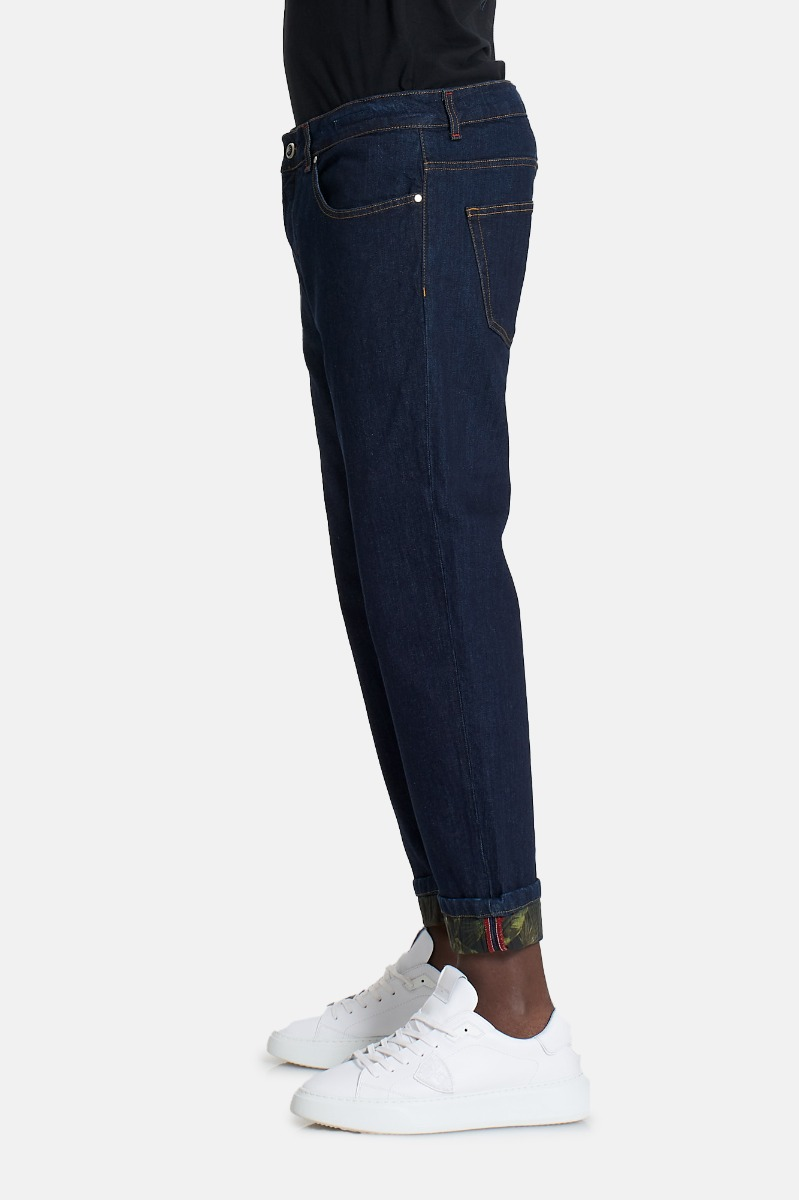 Jeans fant.svoltina -Denim