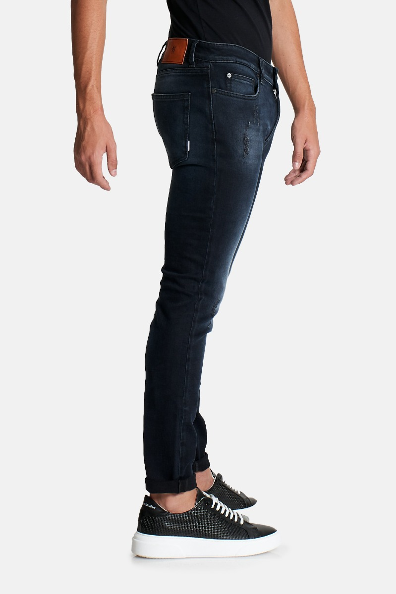 Jeans rock ca49 - Denim