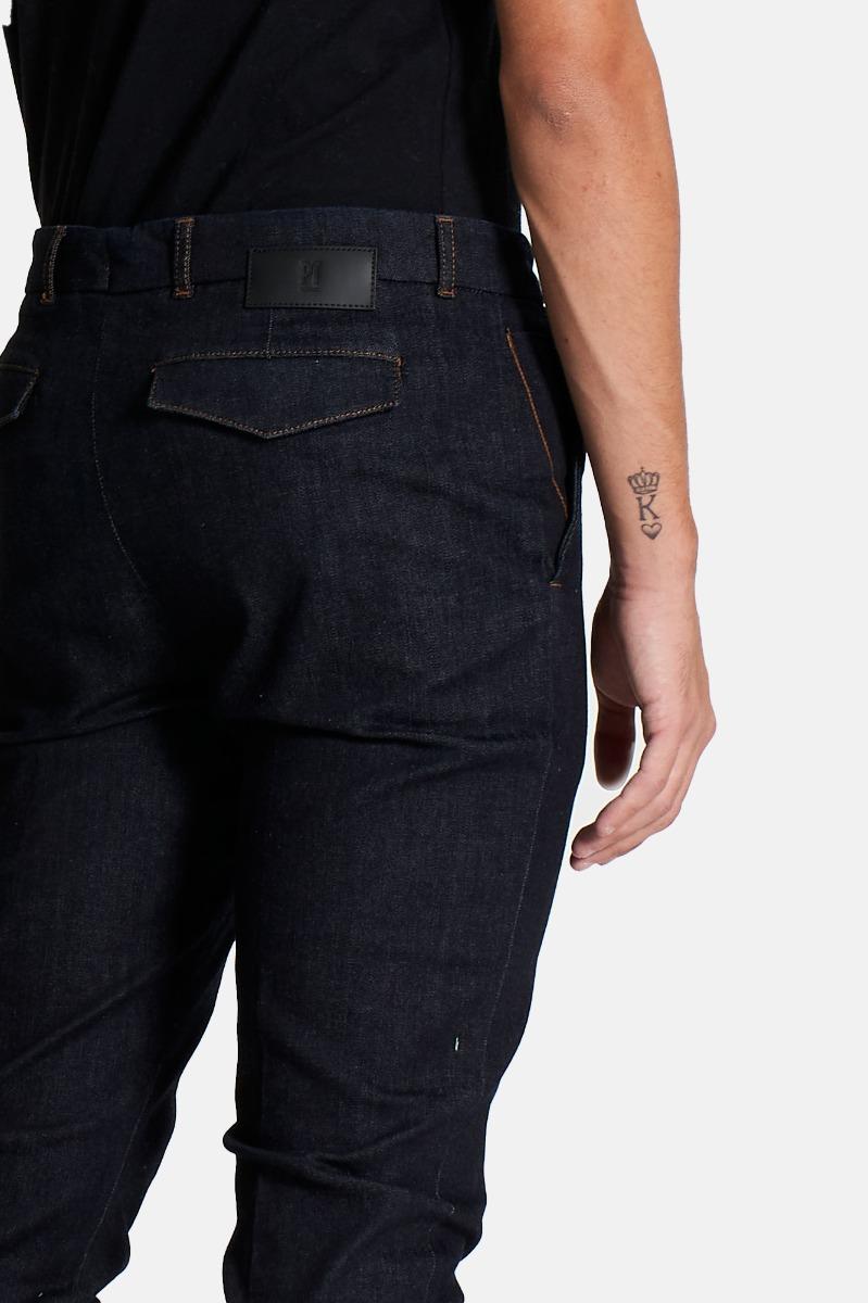 Jeans jungle oa30 - Denim scuro