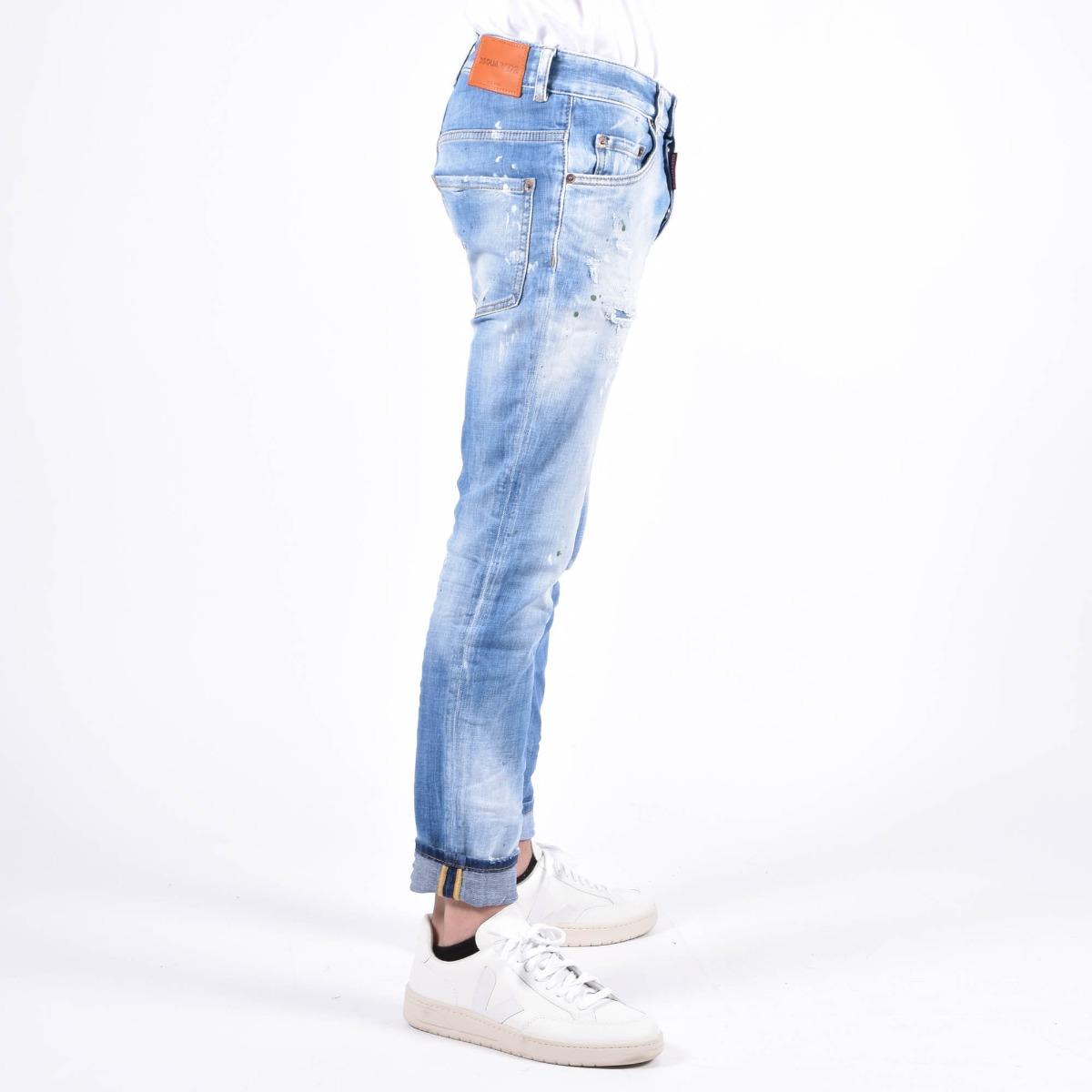Jeans skater- Denim