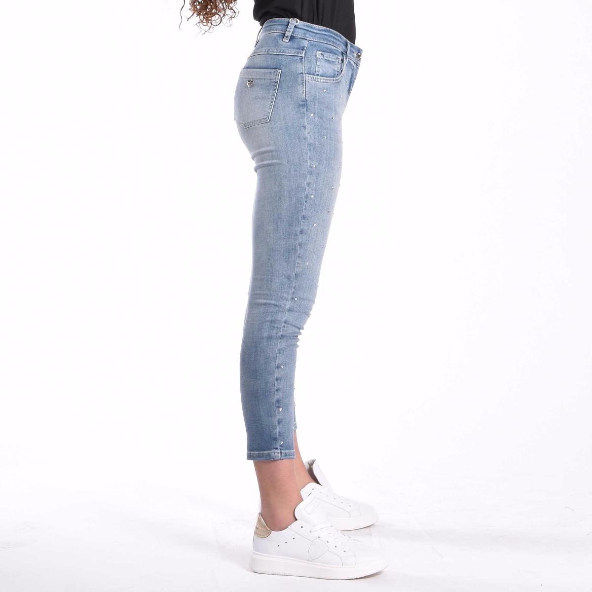 Jeans Skinny - Denim