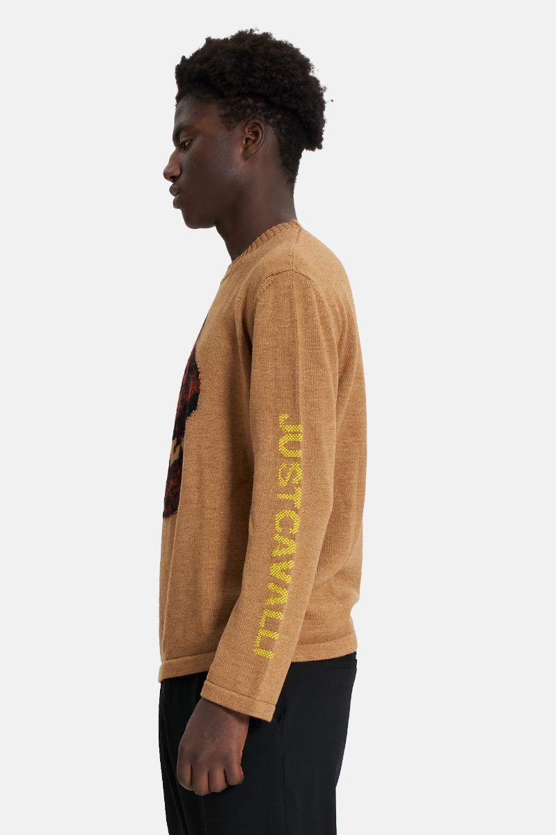 Pullover st tigre -Beige