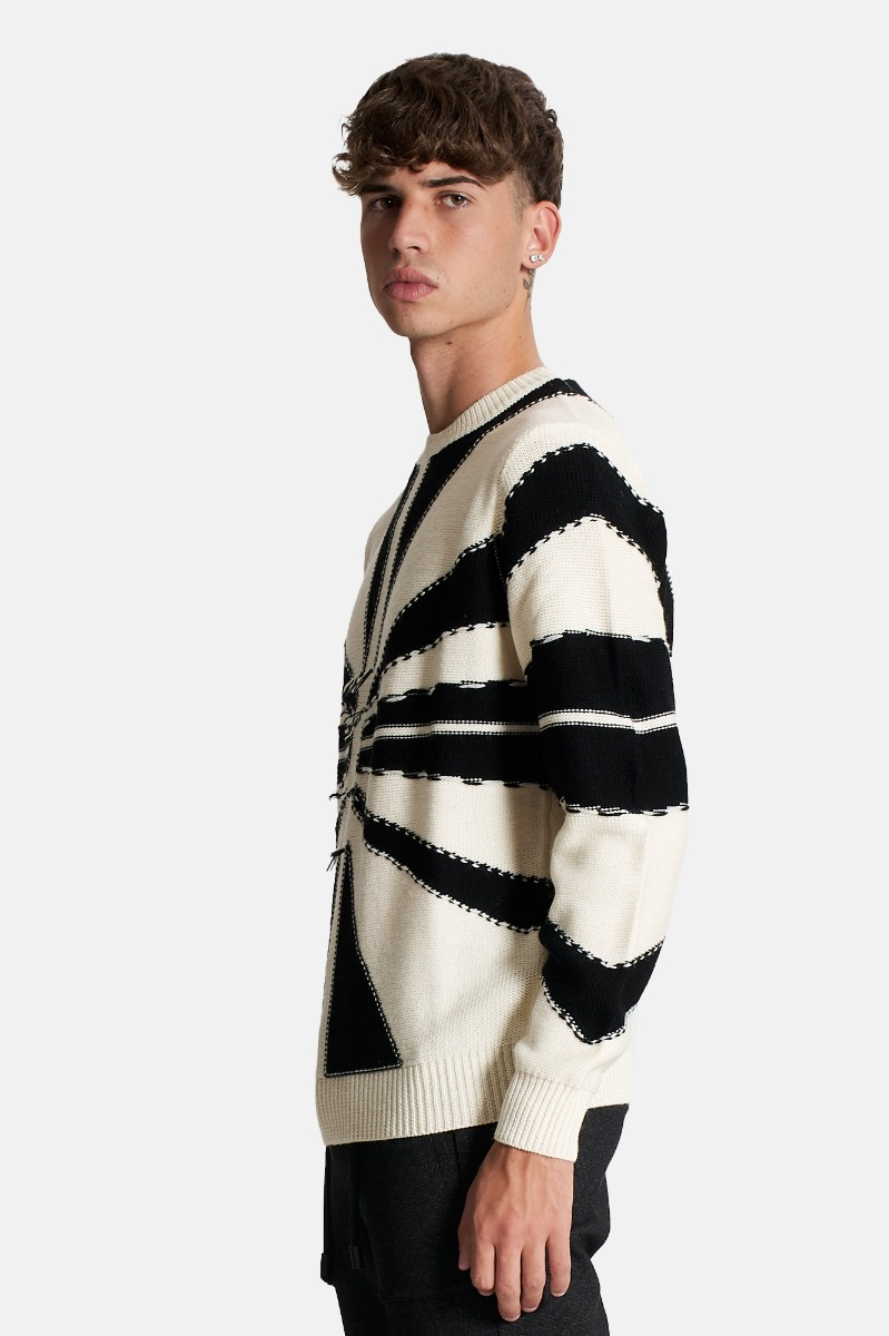 Sweater marrit - Bianco