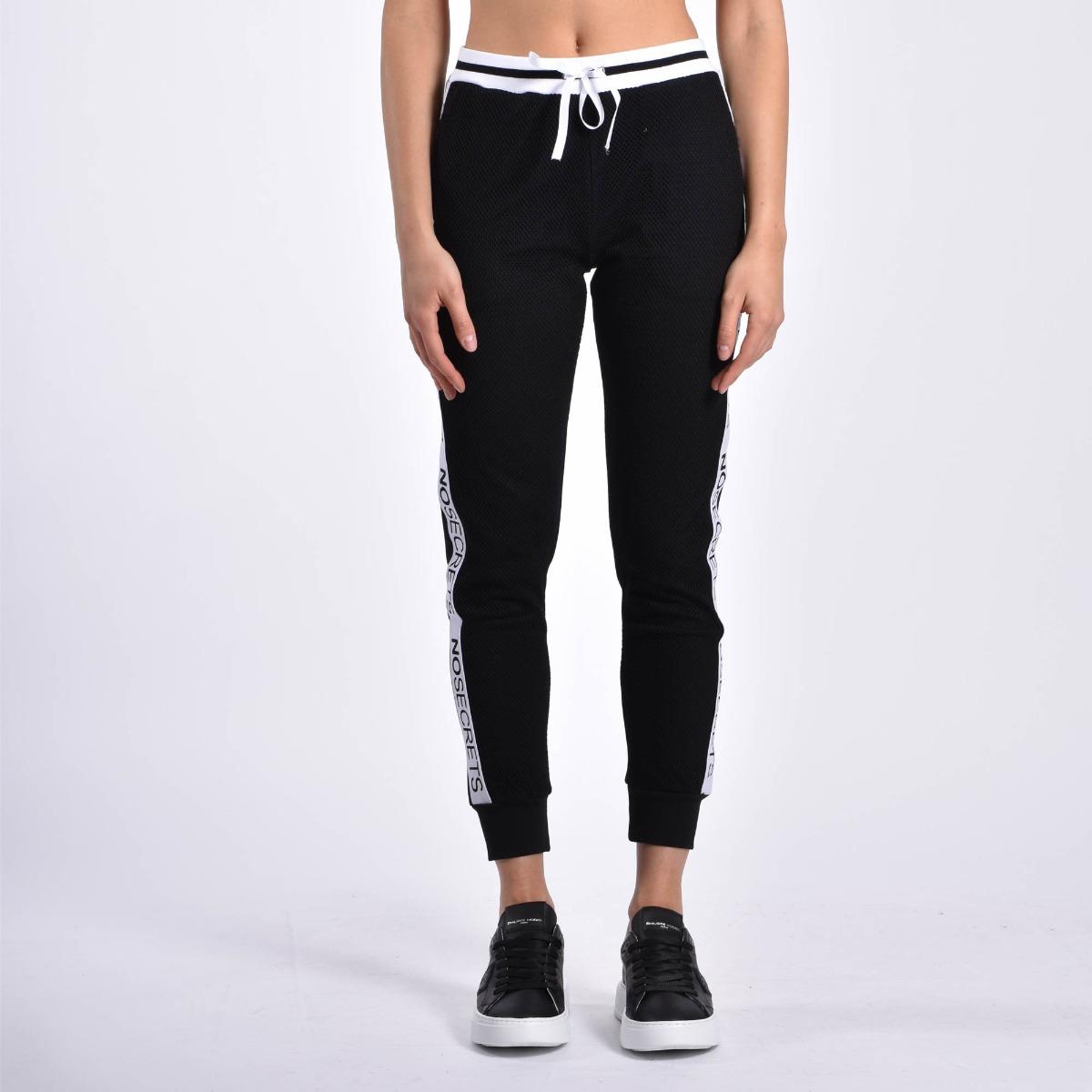 Pantalone sport - Nero