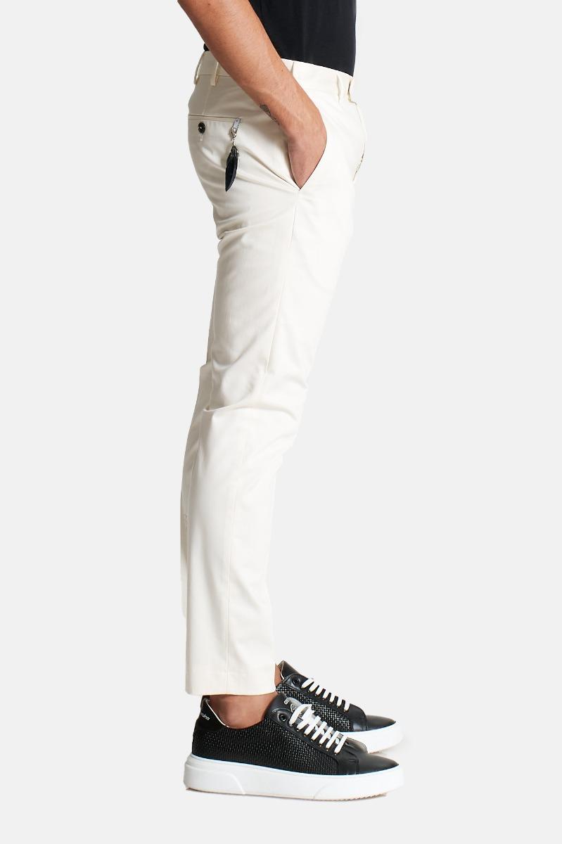 Pantalone tsc amrc dieci pm08 -Bianco