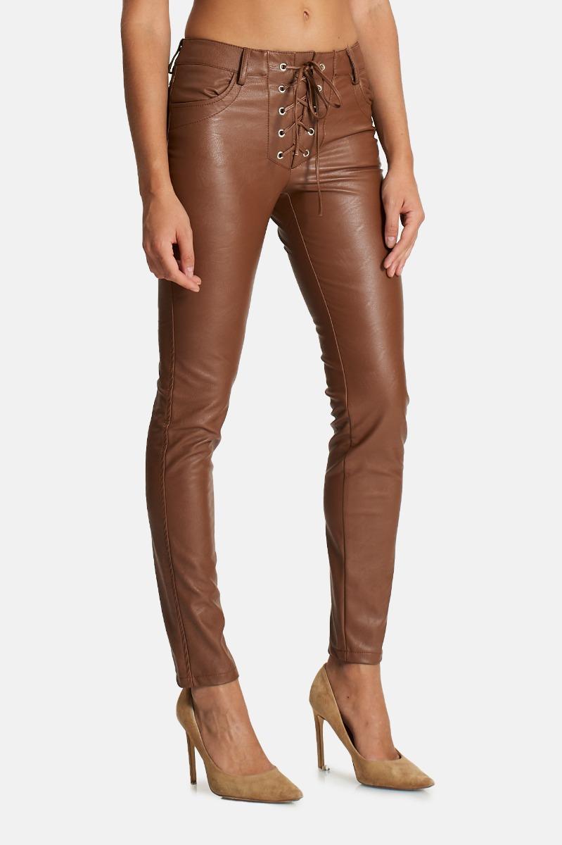 Wendy pants -marrone
