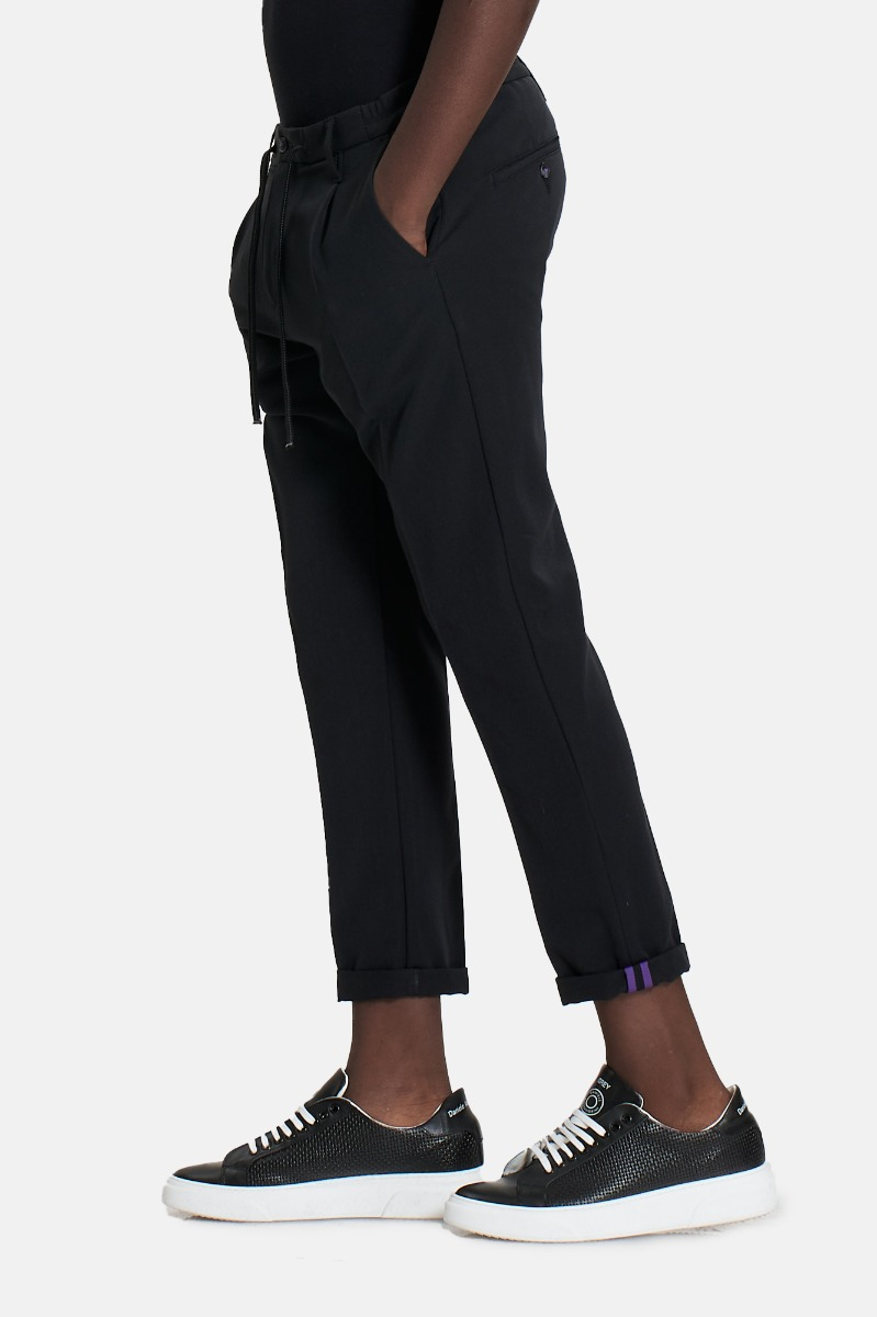 Pantalone 54r31103 -Nero