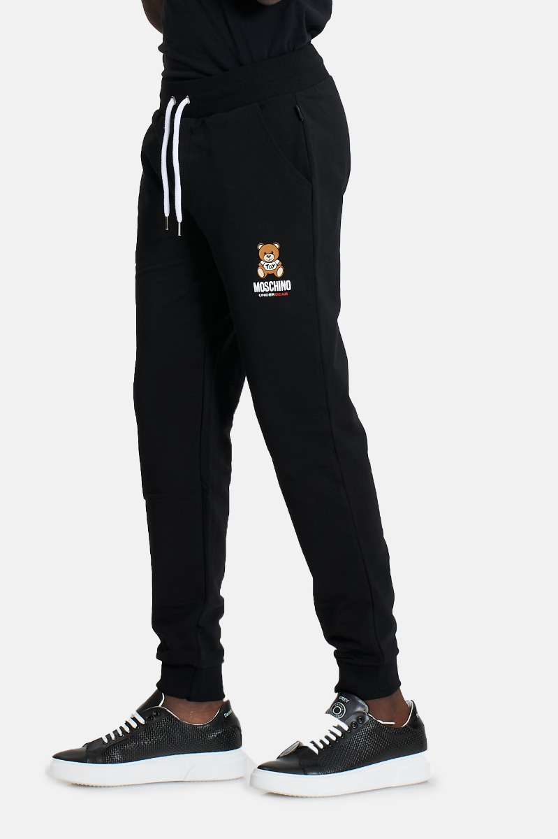 Pantalone tuta orsetto piccolo -Nero