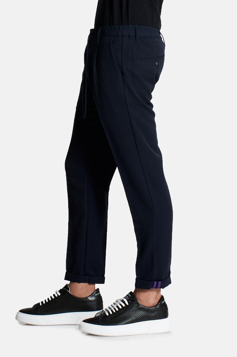 Pantalone 54r31103- Blu