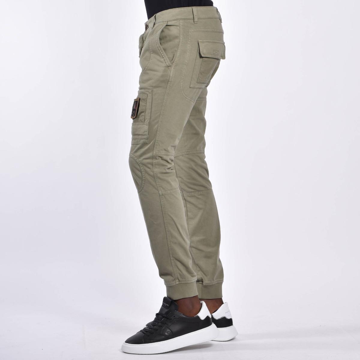 Pantalone anti-g - Verde