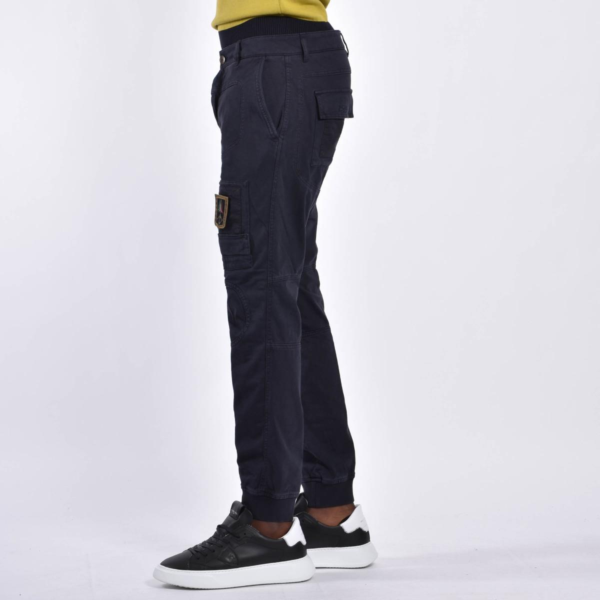 Pantalone anti-g - Blu black