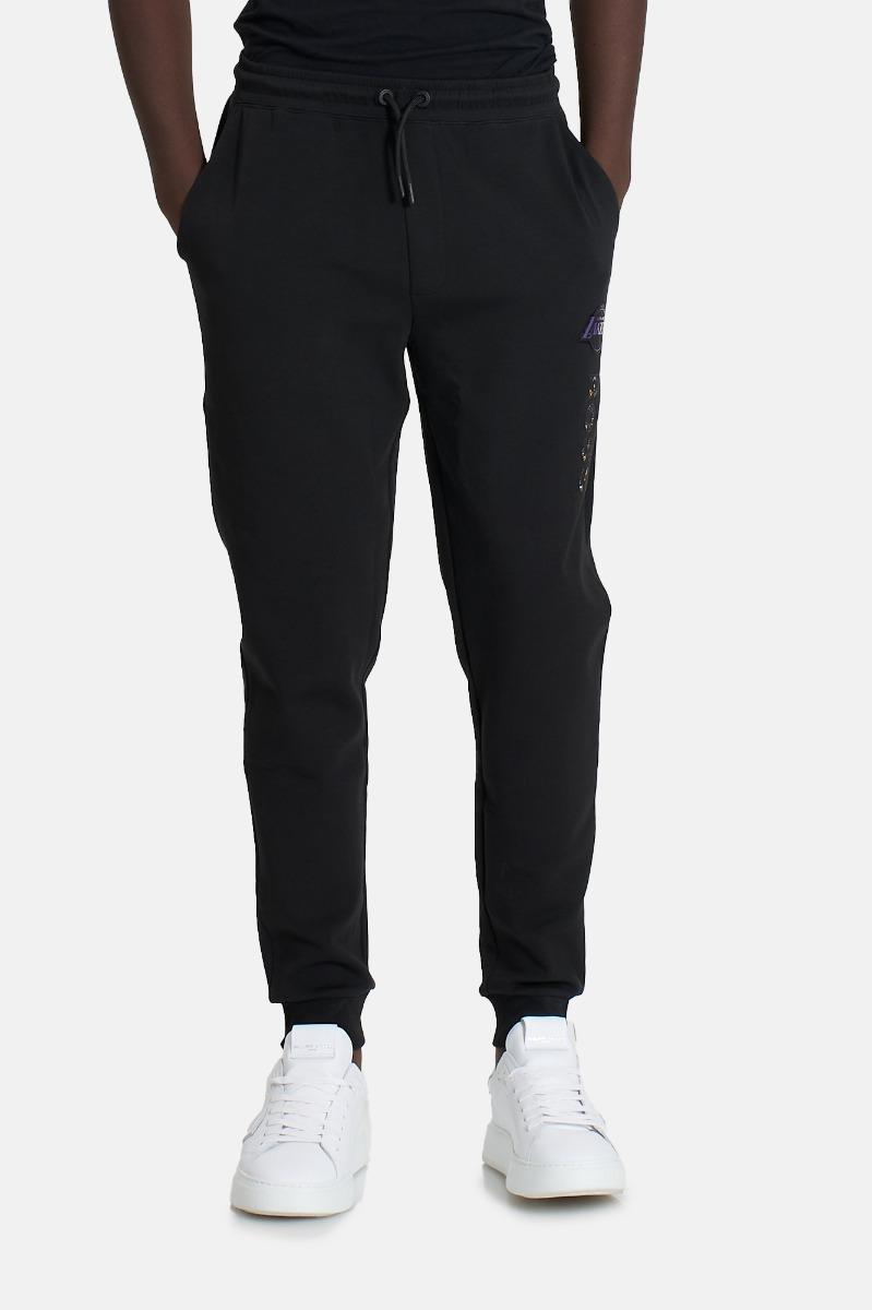 Pantalone felpa Lakers- Nero