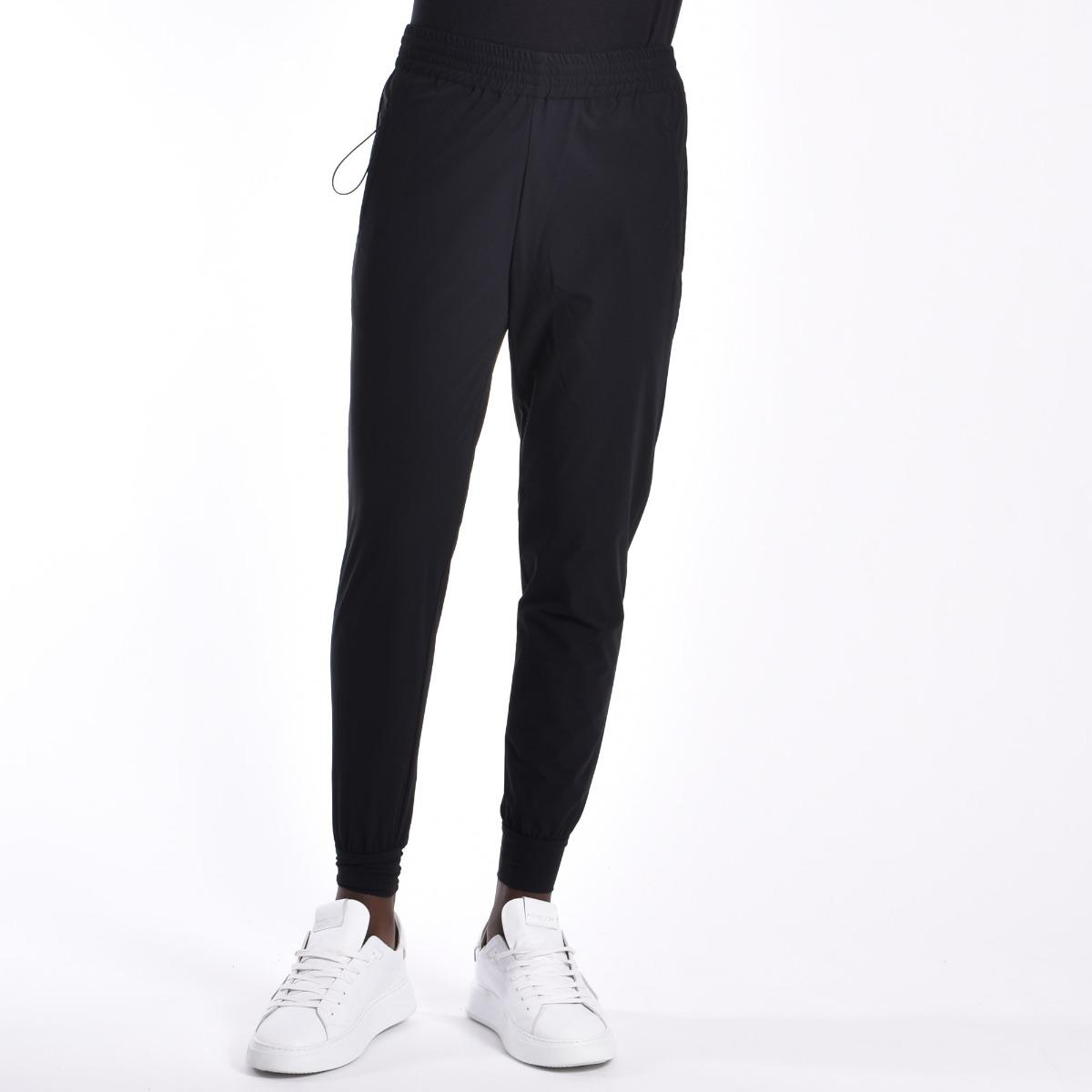Pantalone jumper - Nero
