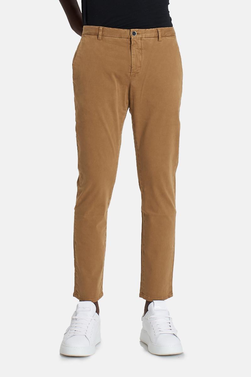 Pantalone jungle nk05 - Cammello