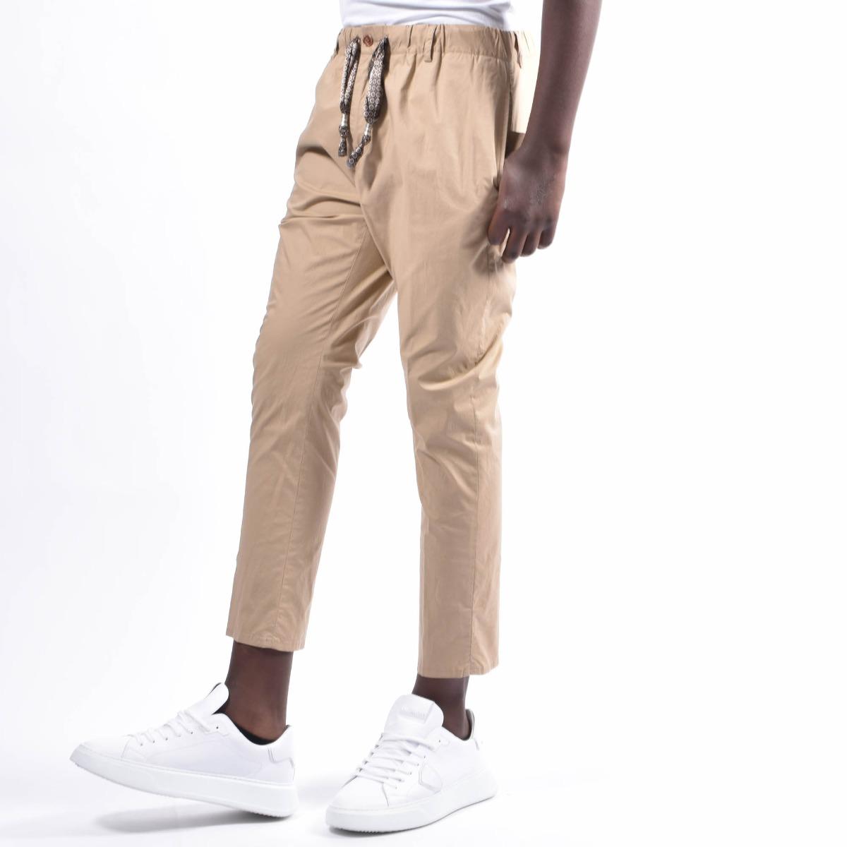 Pantalone levrero 95 foulard - Sabbia