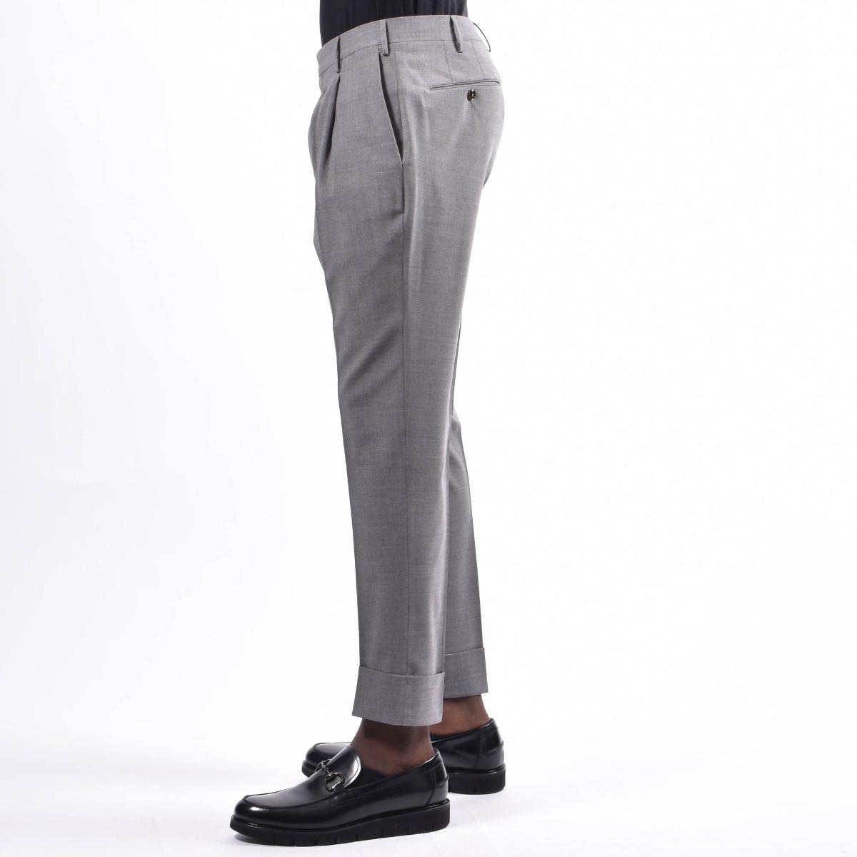 Pantalone pences pt - Grigio