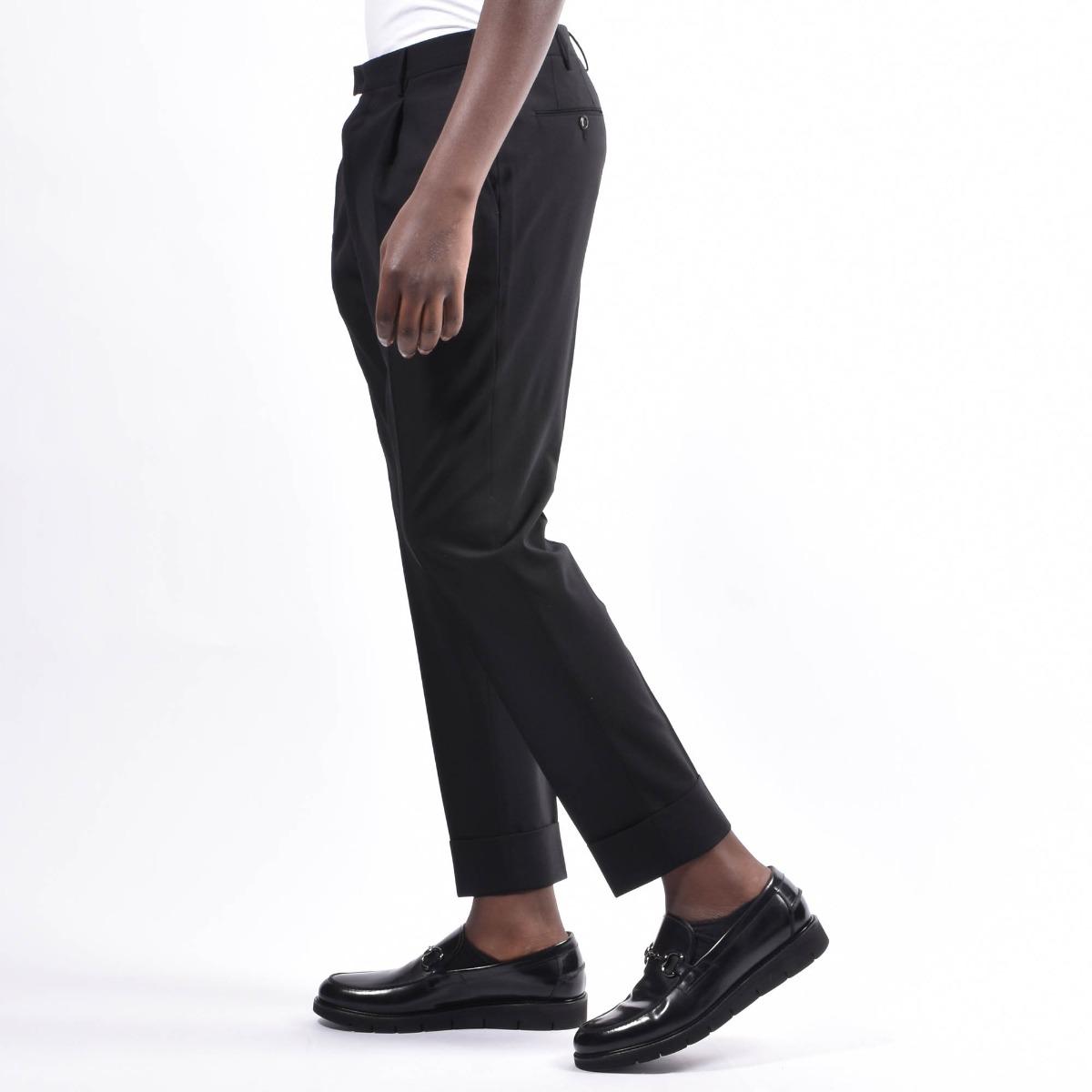 Pantalone pences pt - Nero