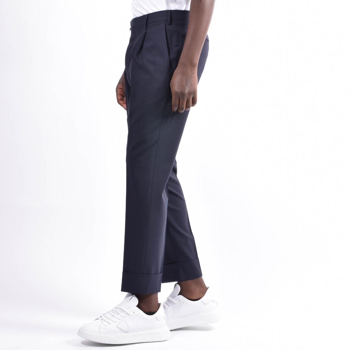 Pantalone pences pt - Blu
