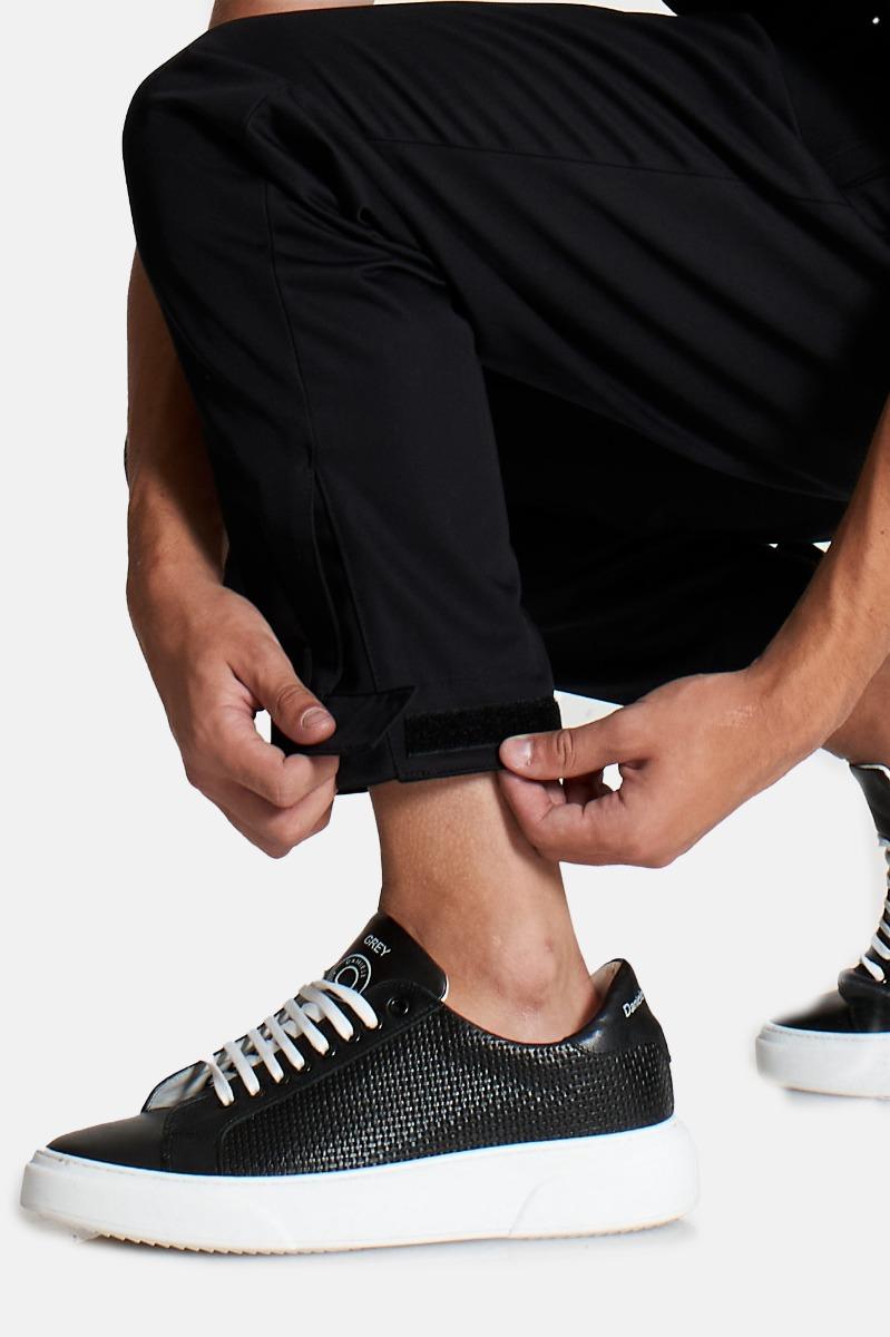 Pantalone rebel ru07 - Nero